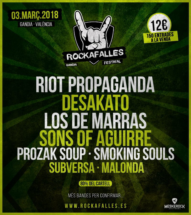 Rockafalles Festival