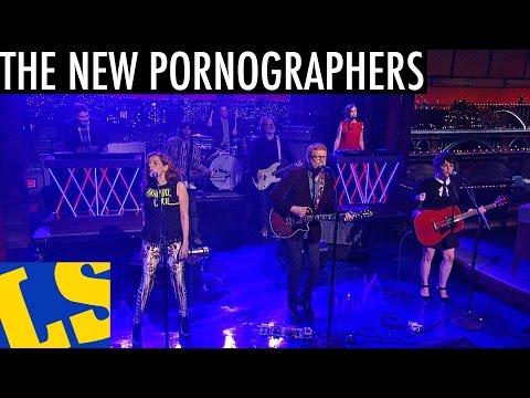 The new pornographers challengers