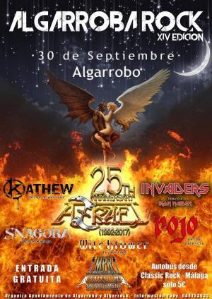 Logo Algarrobarock Fest 2017
