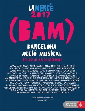 Logo BAM 2017