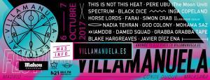 Logo VillaManuela Festival 2017