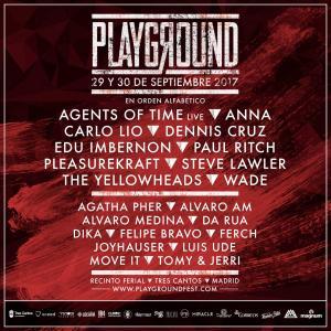 Logo Playground Fest 2017