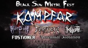 Cartel Black Sun Metal Fest 2017