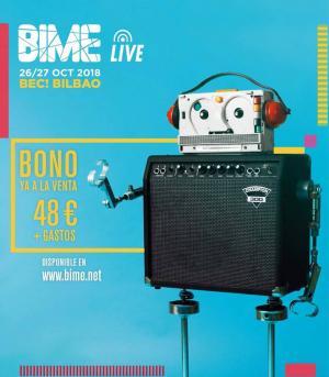 Logo BIME Live 2018