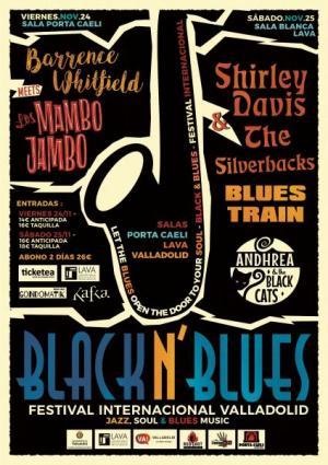 Logo Black & Blues Festival 2017
