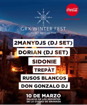 Cartel GRX Winter Festival 2017