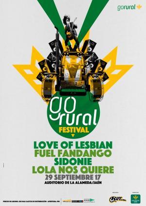 Logo Go Rural Festival 2017