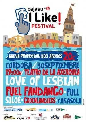 Logo I Like Festival 2017