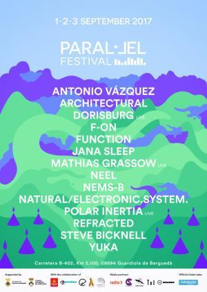 Logo Parallel Festival 2017