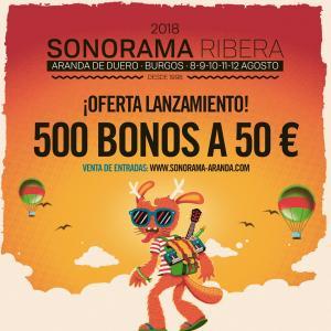 Logo Sonorama 2018