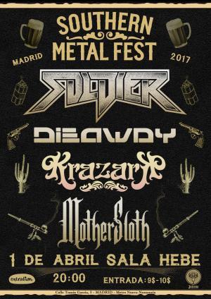 Logo Southern Metal Fest 2017