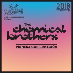 Logo Low Festival 2018
