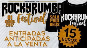 Logo Rockyrumba Festival 2017