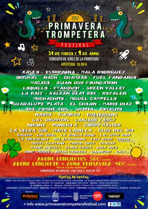 Logo Primavera Trompetera 2017