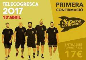 Cartel Telecogresca 2017