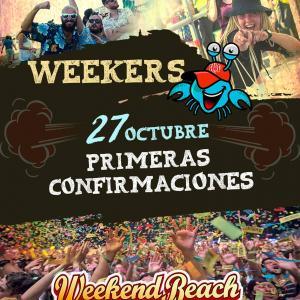 Cartel Weekend Beach Festival 2017