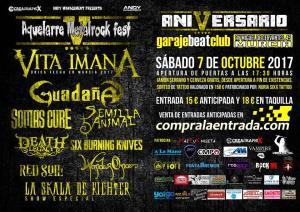 Logo Aquelarre Metalrock Fest 2017