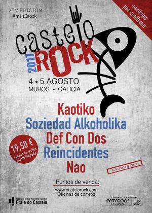 Logo Castelo Rock 2017