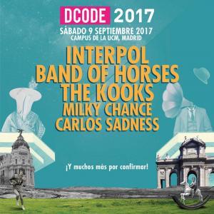 Cartel dCode Festival 2017