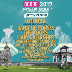 Logo dCode Festival 2017
