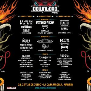 Logo Download Festival España 2017