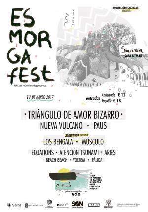 Cartel Esmorga Fest 2017