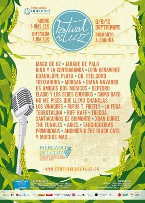 Logo Festival De La Luz 2017