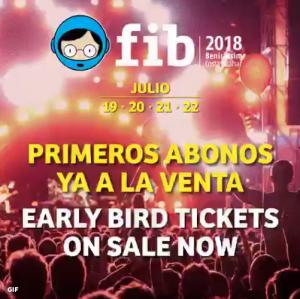 Logo F.I.B. 2018