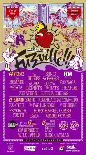 Logo Fuzzville!!! 2017