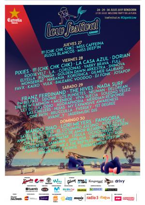 Logo Low Festival 2017