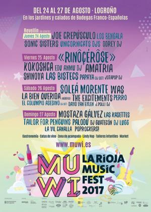 Logo MUWI Wine Music Fest 2017