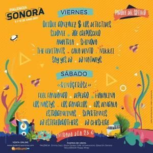 Logo Palencia Sonora 2017