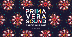 Logo Primavera Sound 2018