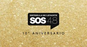 Cartel Estrella Levante SOS 4.8 2017