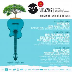 Logo Vida Festival 2017