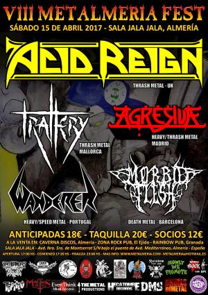 Logo Metalmeria 2017