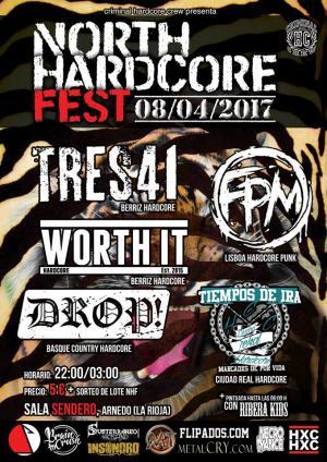 Logo North Hardcore Fest 2017