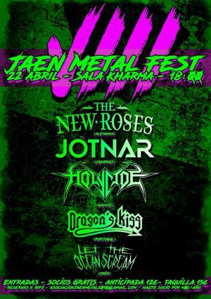 Logo Jaén Metal Festival 2017