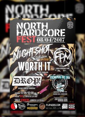 Cartel North Hardcore Fest 2017
