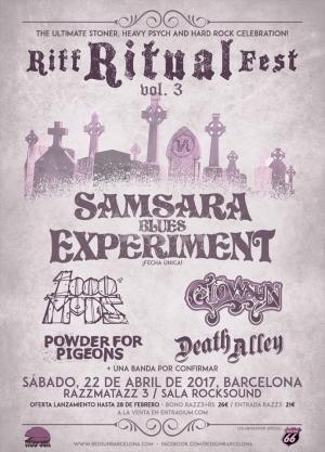 Logo Riff Ritual Festival 2017