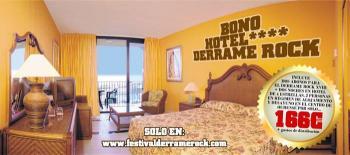 Bono Hotel**** Derrame Rock 2013