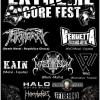 Logo Extreme Core Fest 2018