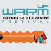 Logo WARM UP (antes WAM) Estrella de Levante 2018