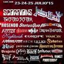 Cartel Rock Fest BCN 2015