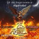 Cartel Algarroba Rock Fest 2017