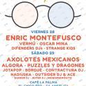 Cartel Reload Fest Madrid 2018