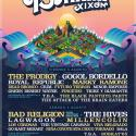 Cartel Tsunami Xixón Festival 2018