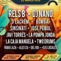 Cartel Primaverando Festival 2019