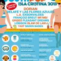 Cartel South Pop 2013 (Isla Cristina)