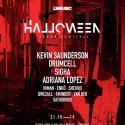 Cartel Halloween Lisbon Festival 2019